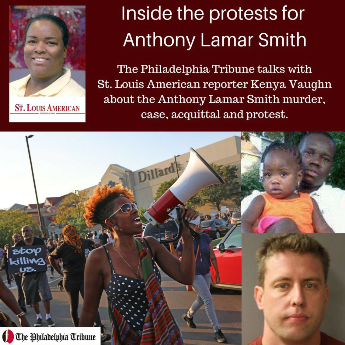 09/21/17: PODCAST: Inside the St. Louis protests following the acquittal in the Anthony Lamar Smith murder
