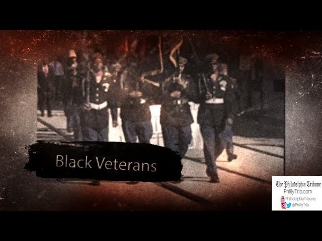 11/11/17: Honoring Black veterans with assistance after service