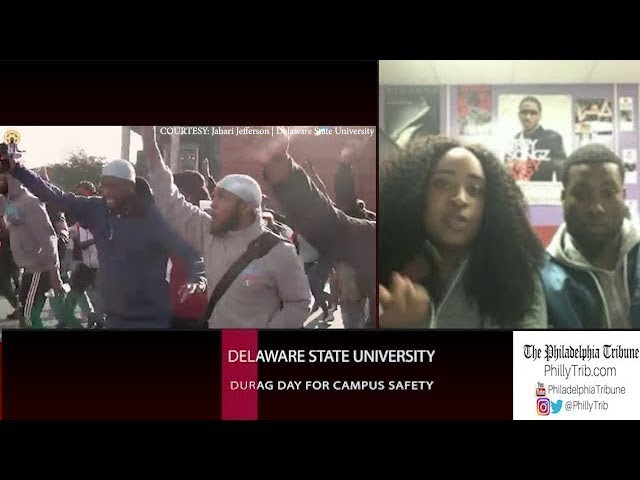 10/29/17: Delaware State Univ. 'Durag Day' focuses on HBCU campus safety