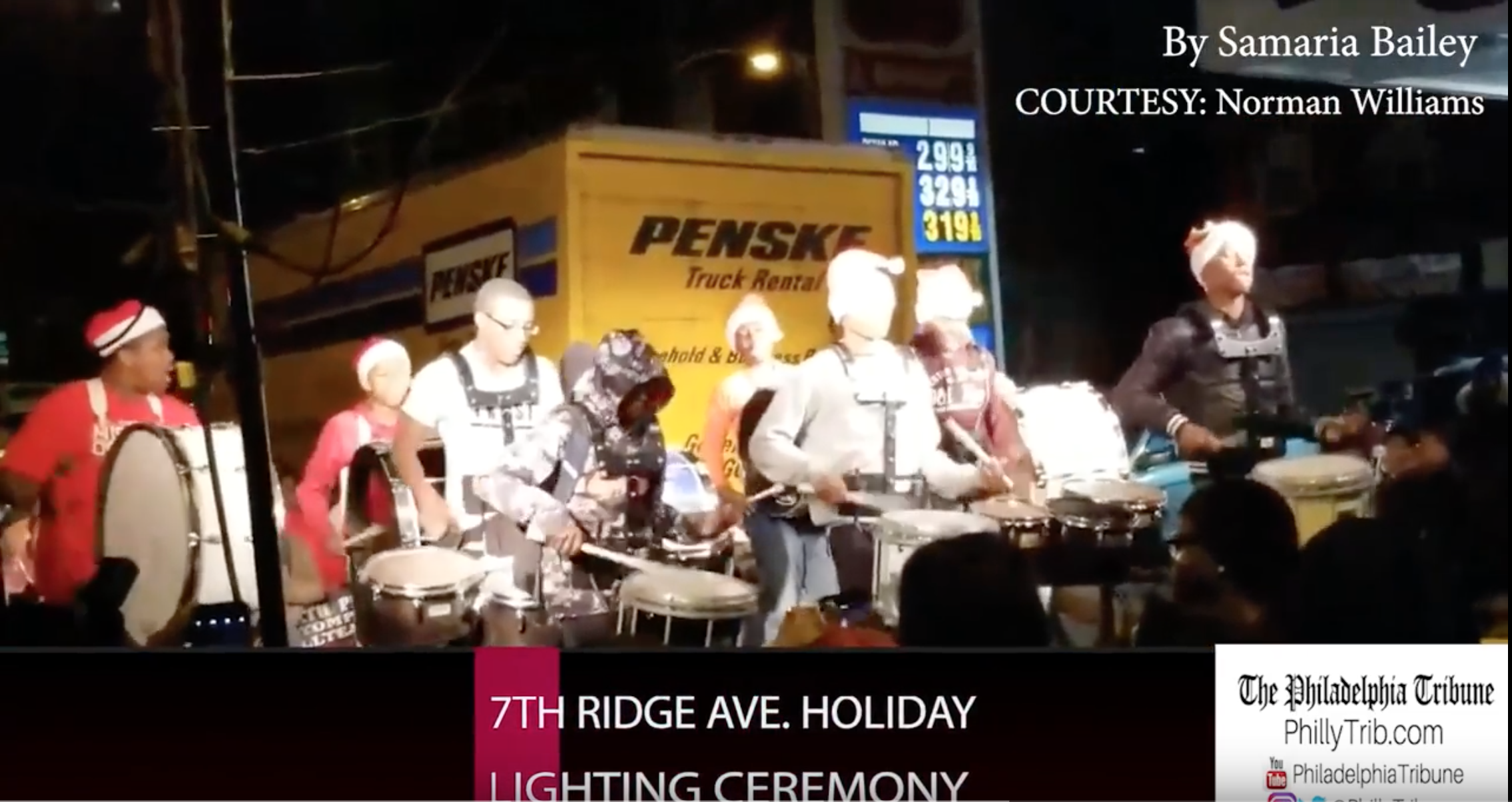 12/01/17: 7th Annual Ridge Ave. Holiday Party