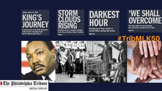 01/16/18: King's Journey: 2018 Rev. Martin Luther King Jr. supplement