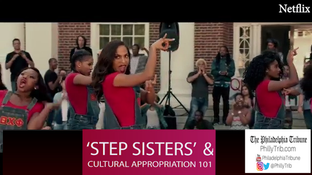 01/29/18: 'Step Sisters' movie and cultural appropriation 101