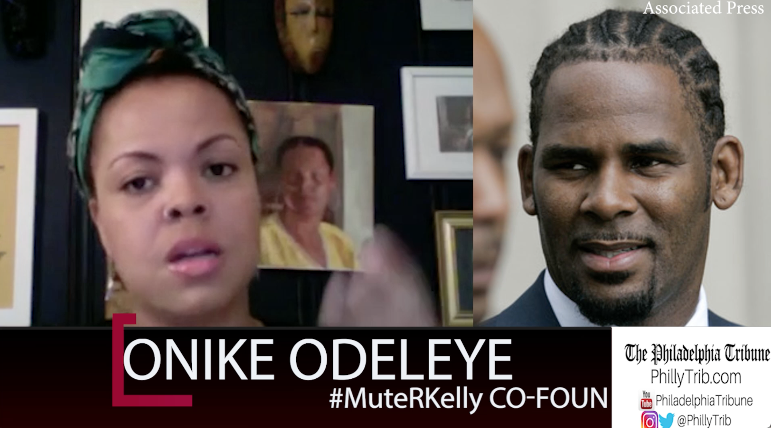 01/31/18: #MuteRKelly calls for silencing R. Kelly music