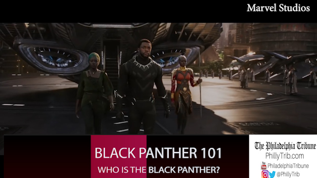 02/10/18: Black Panther and the history of Black superhero movies