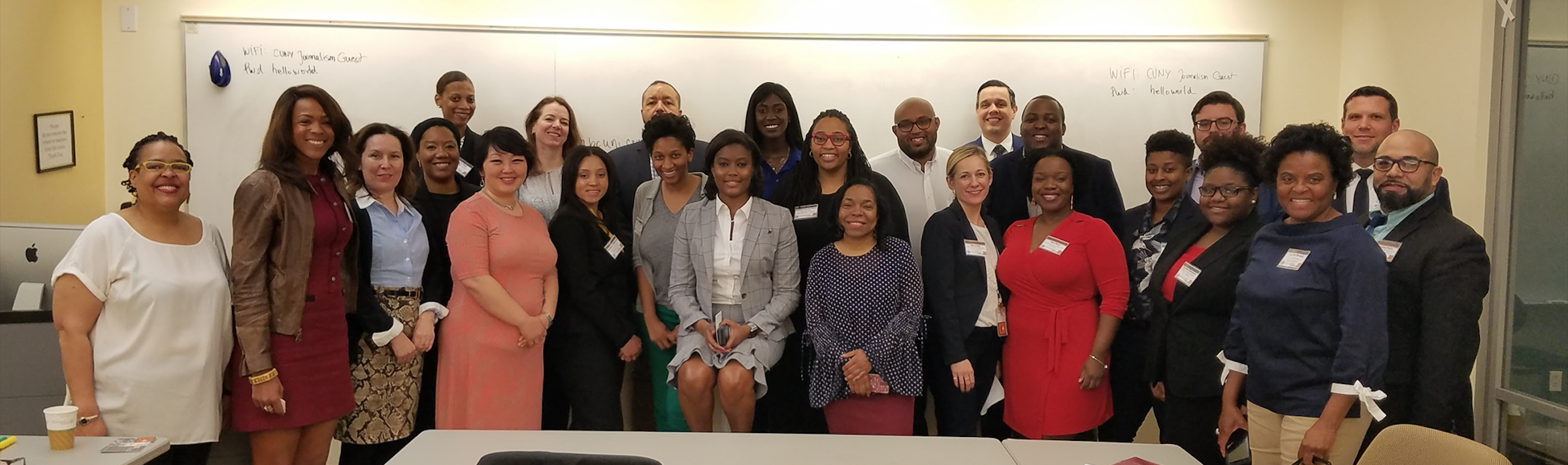 04/15/18 : #NABJNYC18 Region I Diversity and Management Training