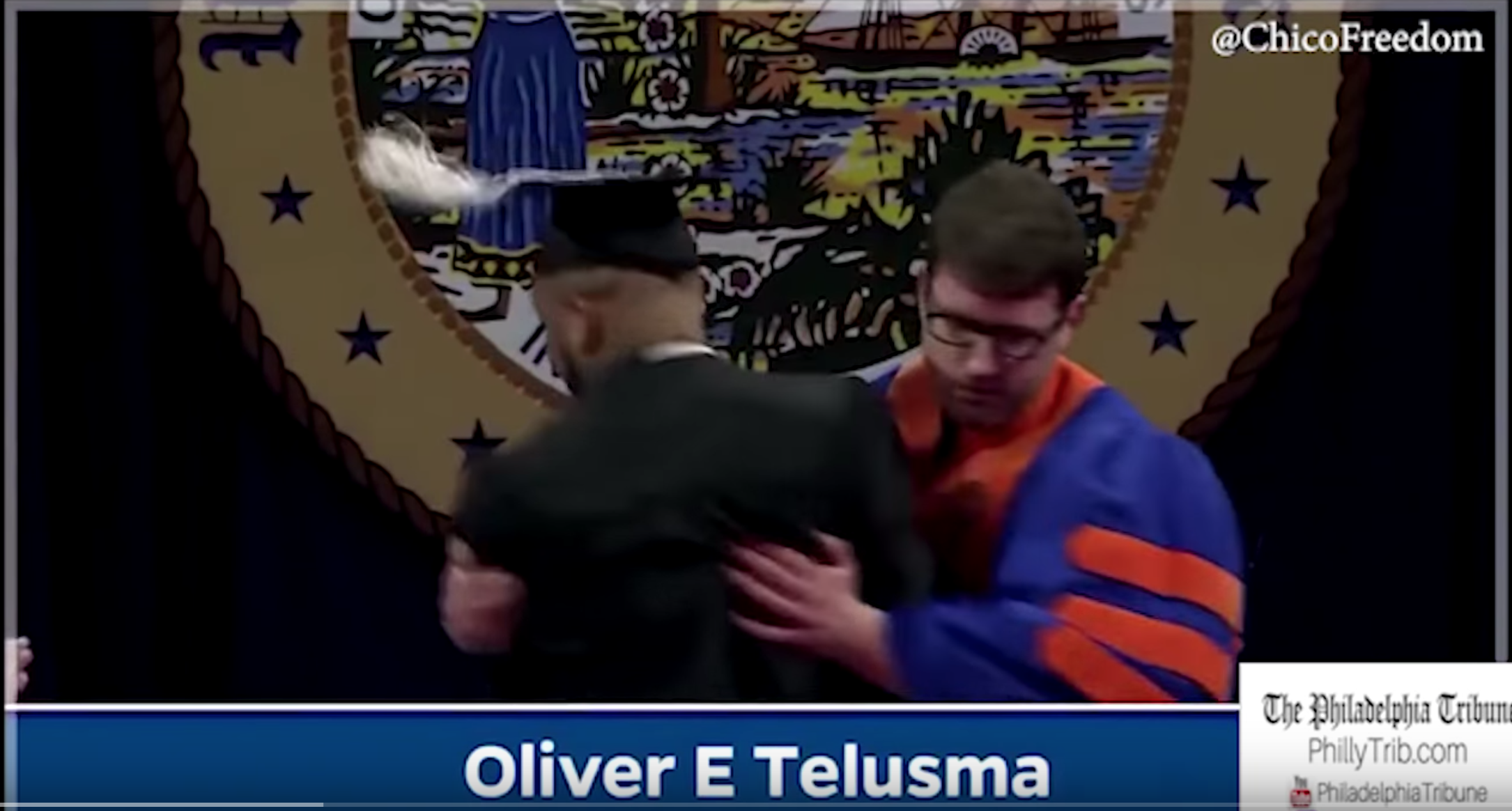 05/07/18 : Univ. of Florida Black greeks manhandled for strolling at graduation