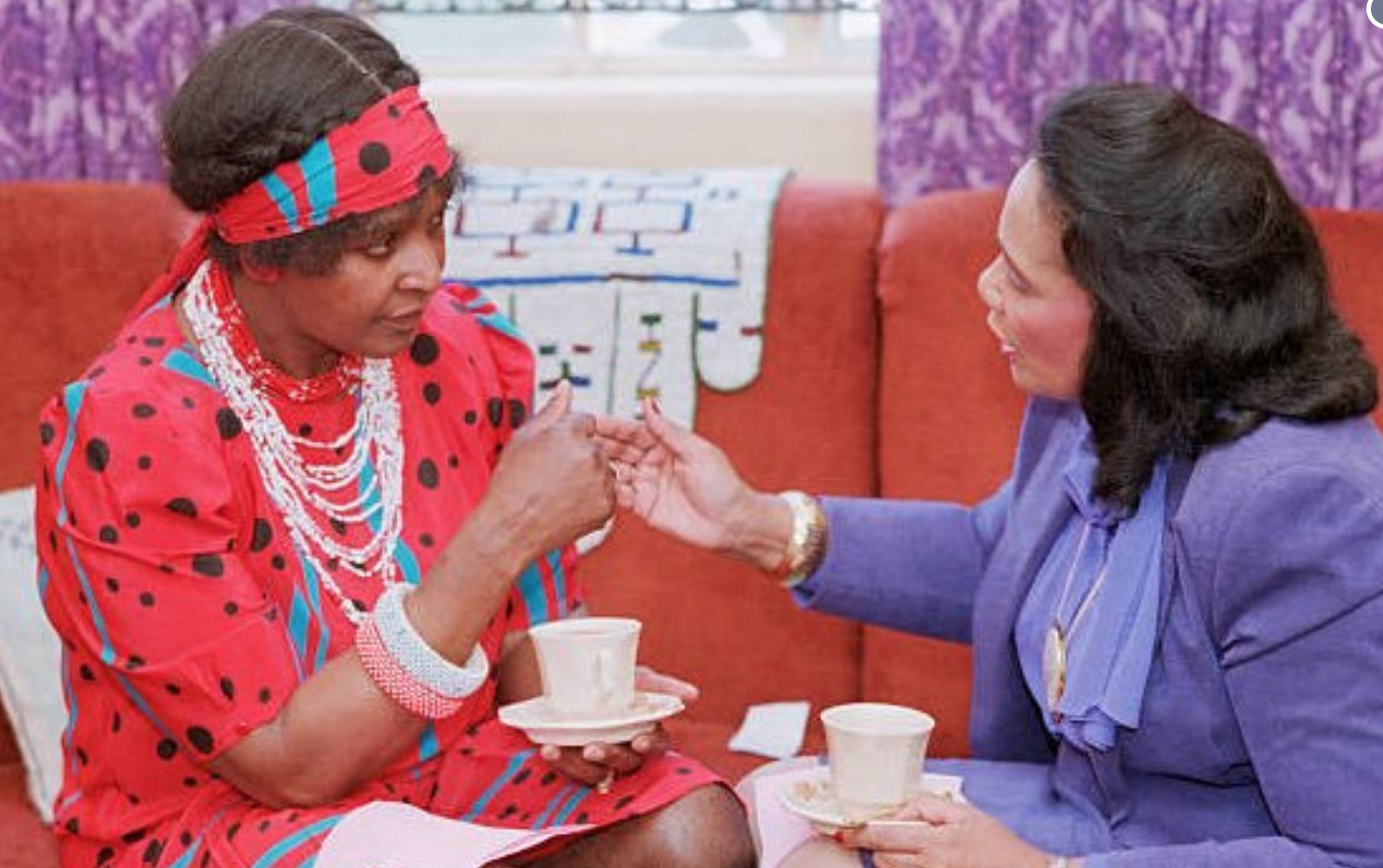 04/03/18 : Remembering Winnie Madikizela-Mandela on social media