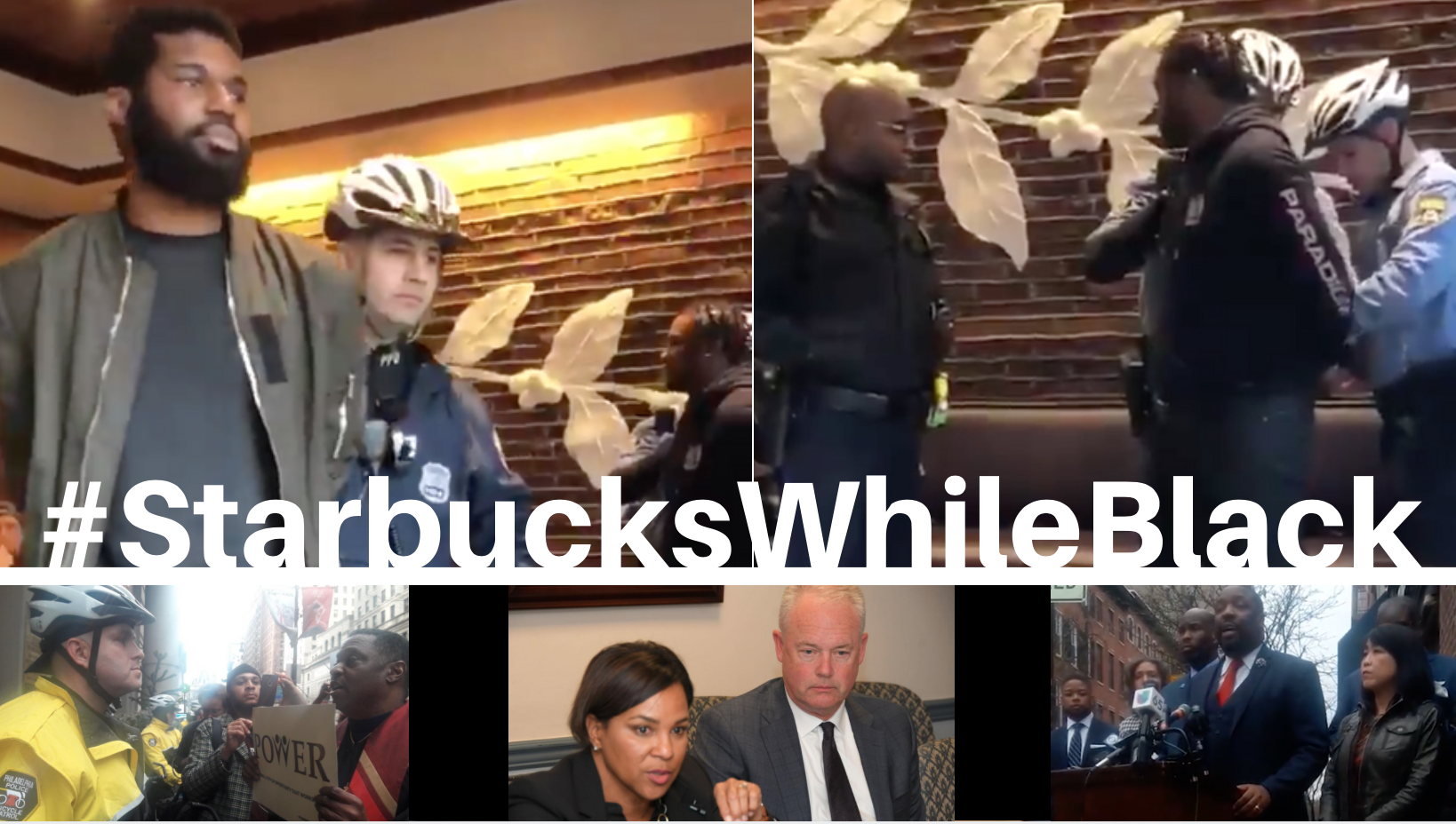 05/11/18 : Uptick in 911 calls for Starbucks' manager
