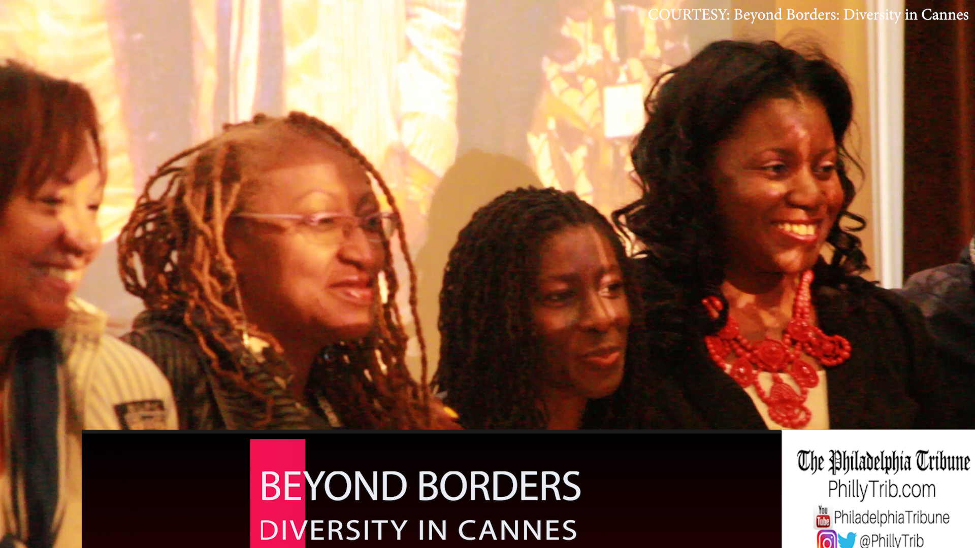 05/21/18 : Beyond Borders: Diversity in Cannes