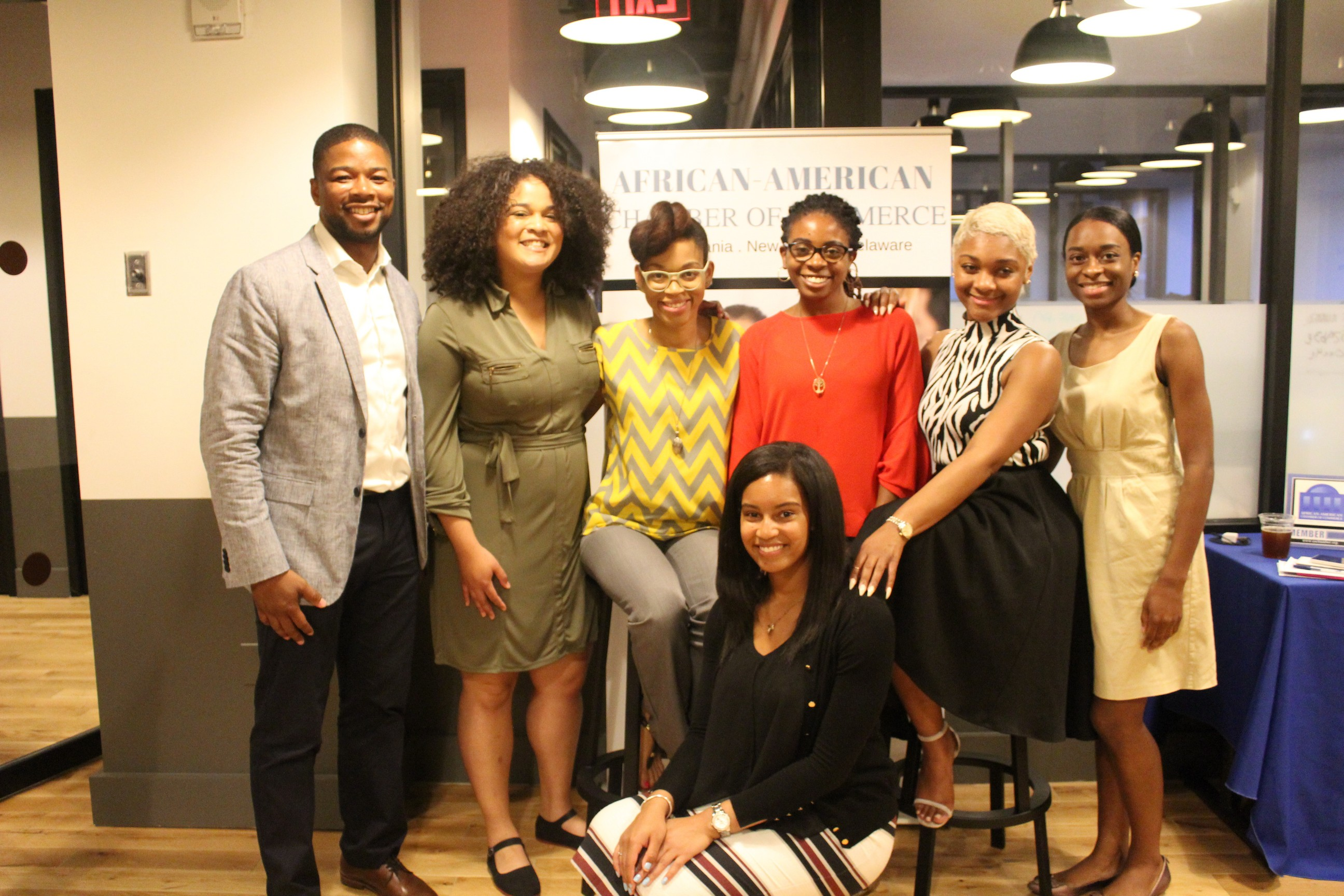 06/07/18 : African-American Chamber of Commerce launches Young Professional Advisory Council