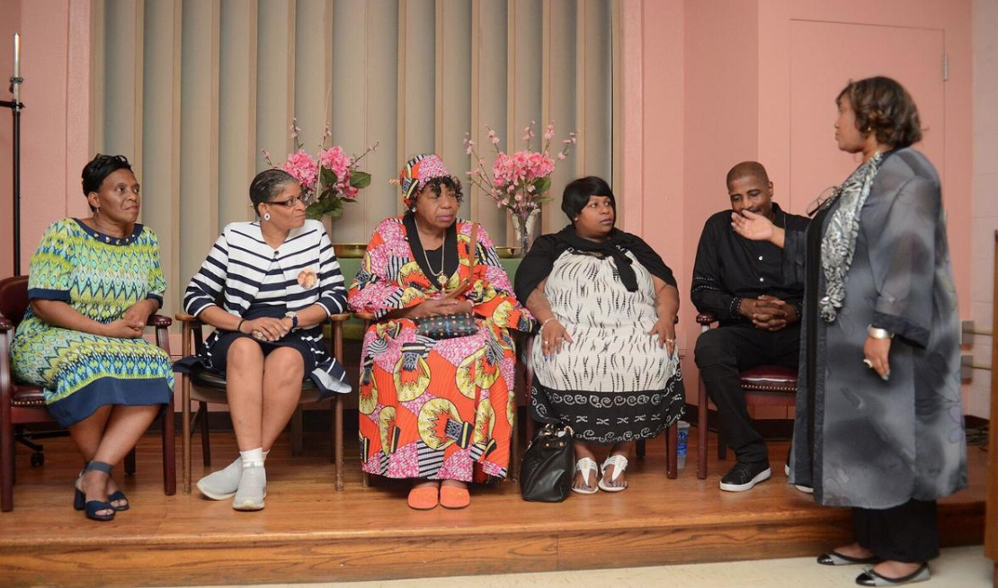 07/28/18: Mothers of the Movement discuss 'Jason's Letter' and #BlackLivesMatter