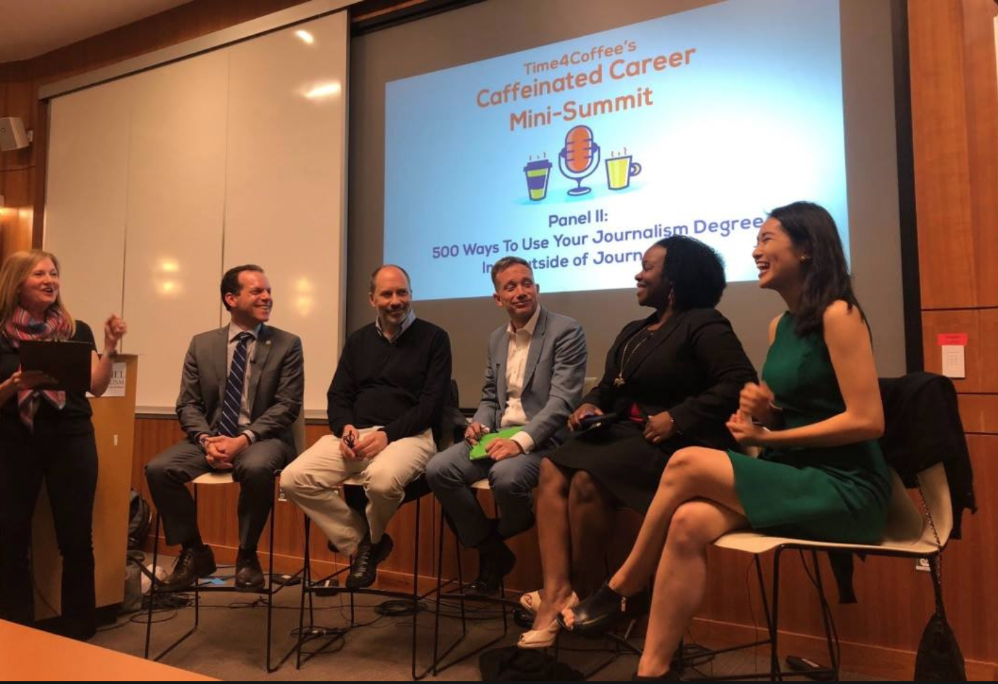 04/17/19: Caffeinated Career Mini-Summit